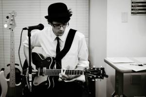 Ben Webb of Jeopardize Band